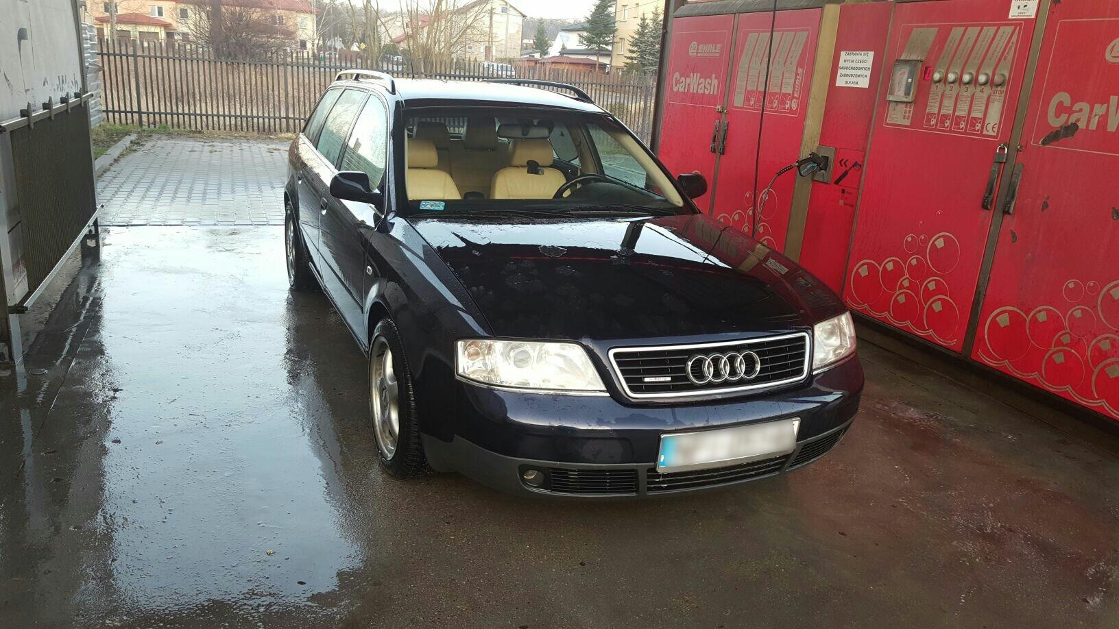 Audi A6 C5 2.7 TT