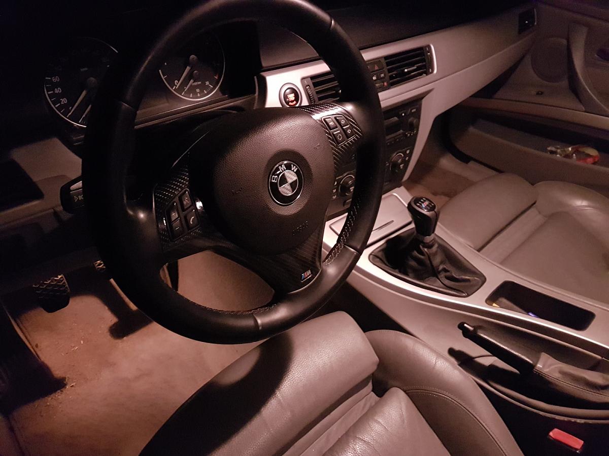 BMW E91 330xd 231KM >> 332KM 717Nm