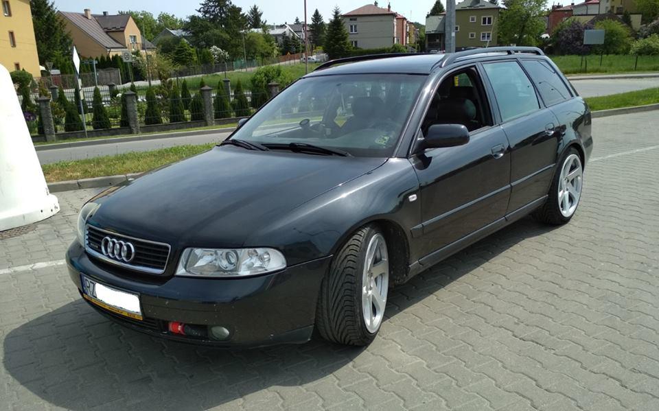 Audi A4 AFN 1.9TDI >> 182KM 420Nm