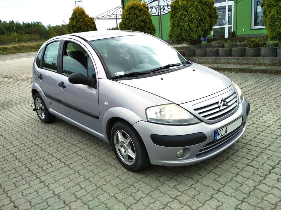 Citroen C3 1.4HDI 70KM >> 96KM 209Nm