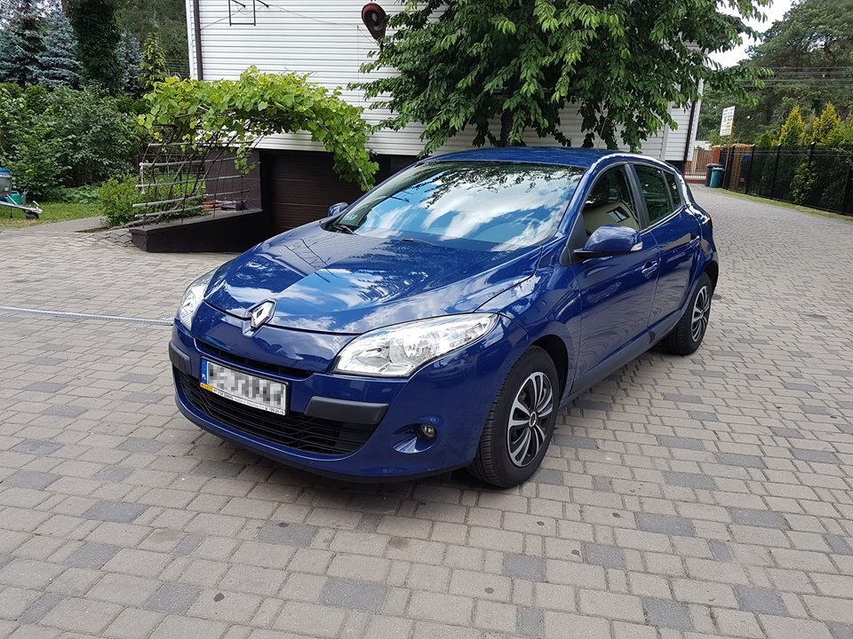 Renault Megane 3 1.5dci 93KM >> 115KM 257Nm