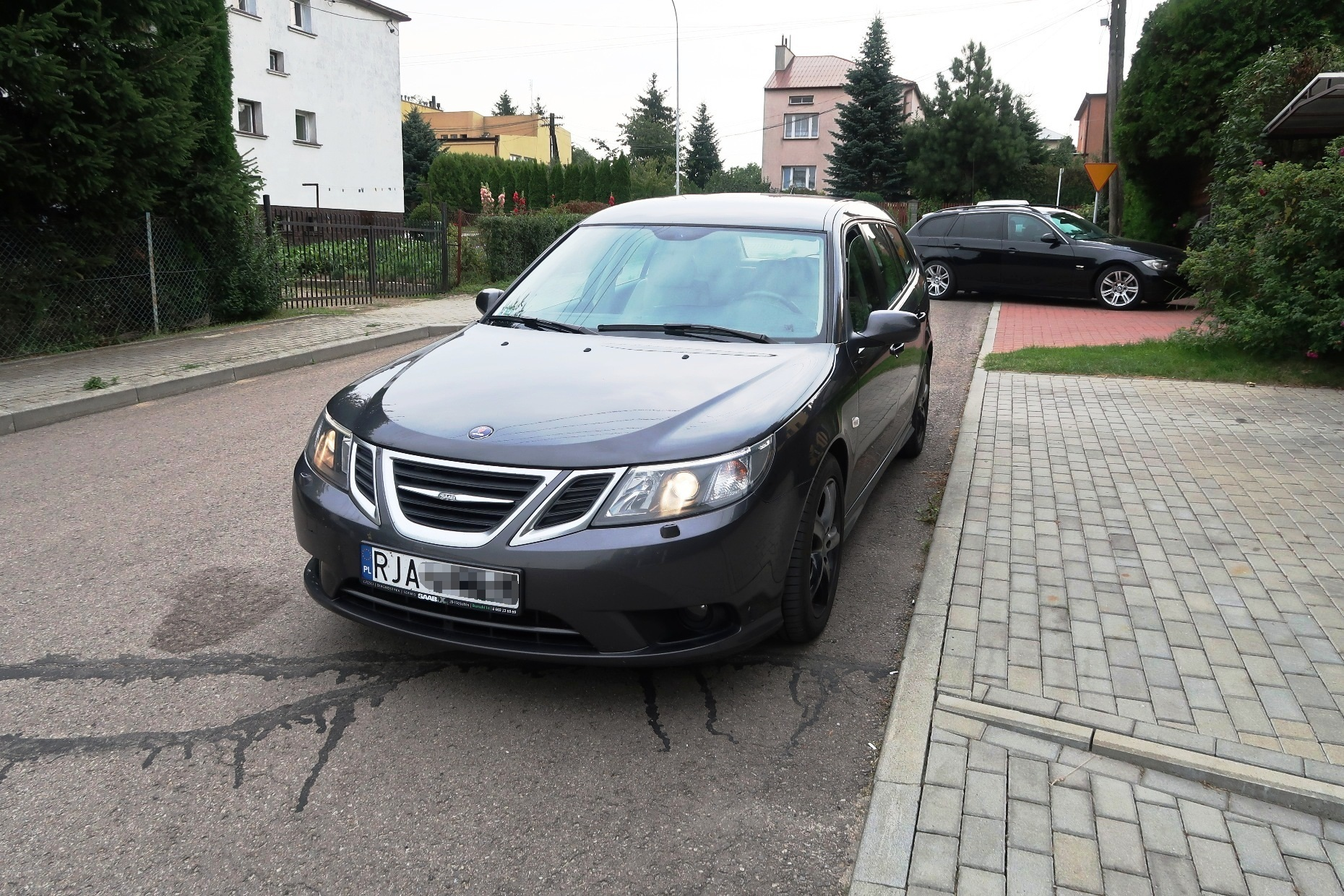 Saab 93 XWD 210KM >> 253KM 384Nm