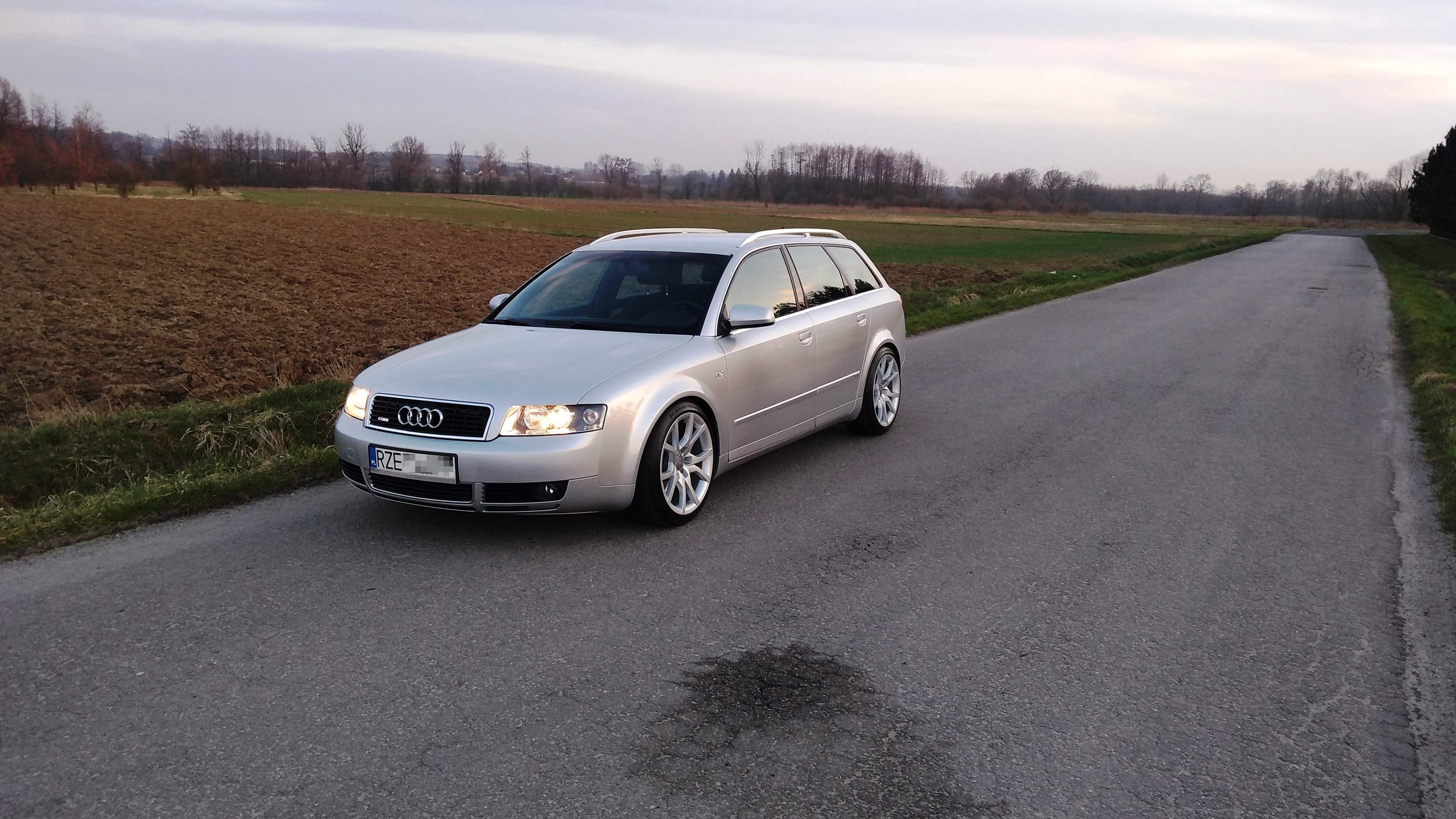 Audi A4 1.8T 190KM >> 226KM 340Nm