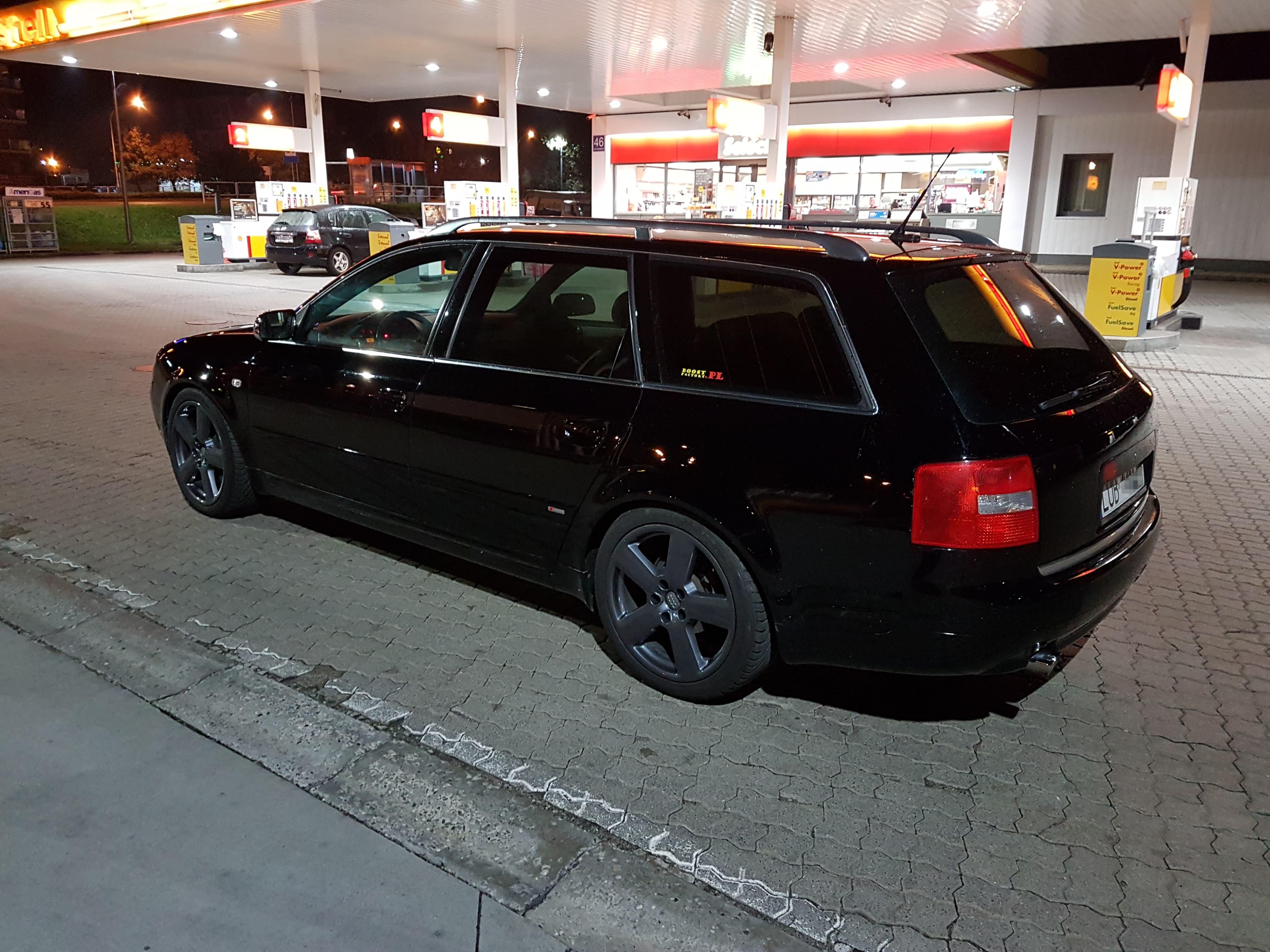 Audi A6 2.7BiTurbo 250KM >> 286KM 434Nm