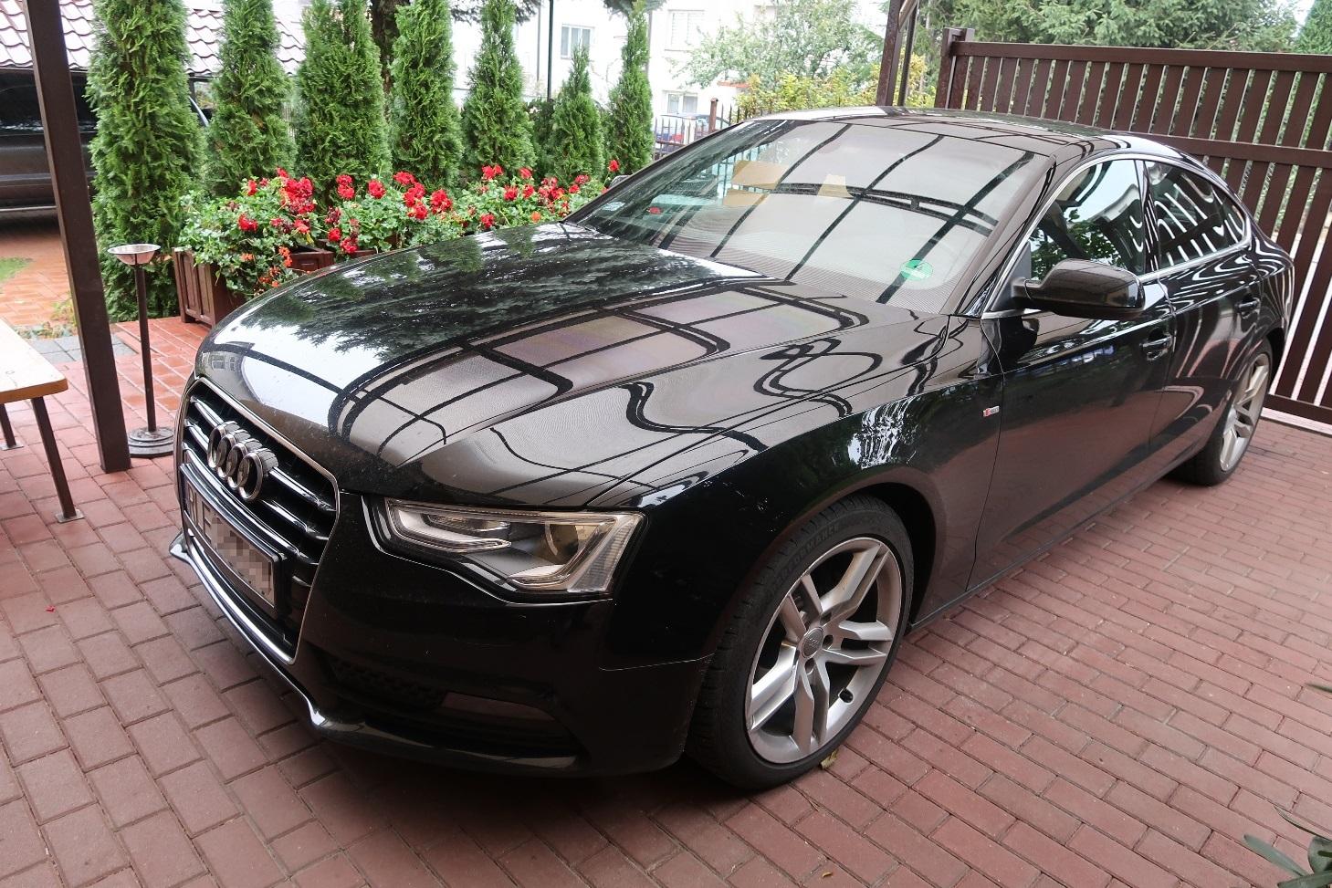 Audi A5 2.0TDI 177KM >> 203KM 444Nm