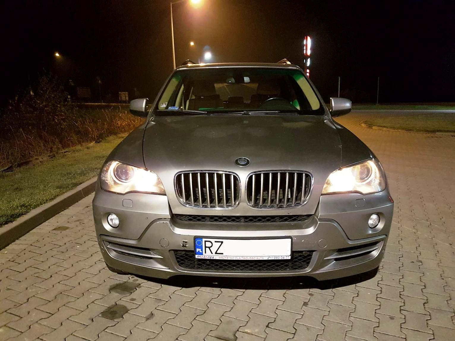 BMW X5 E70 3.0d 210KM >> 284KM 669Nm