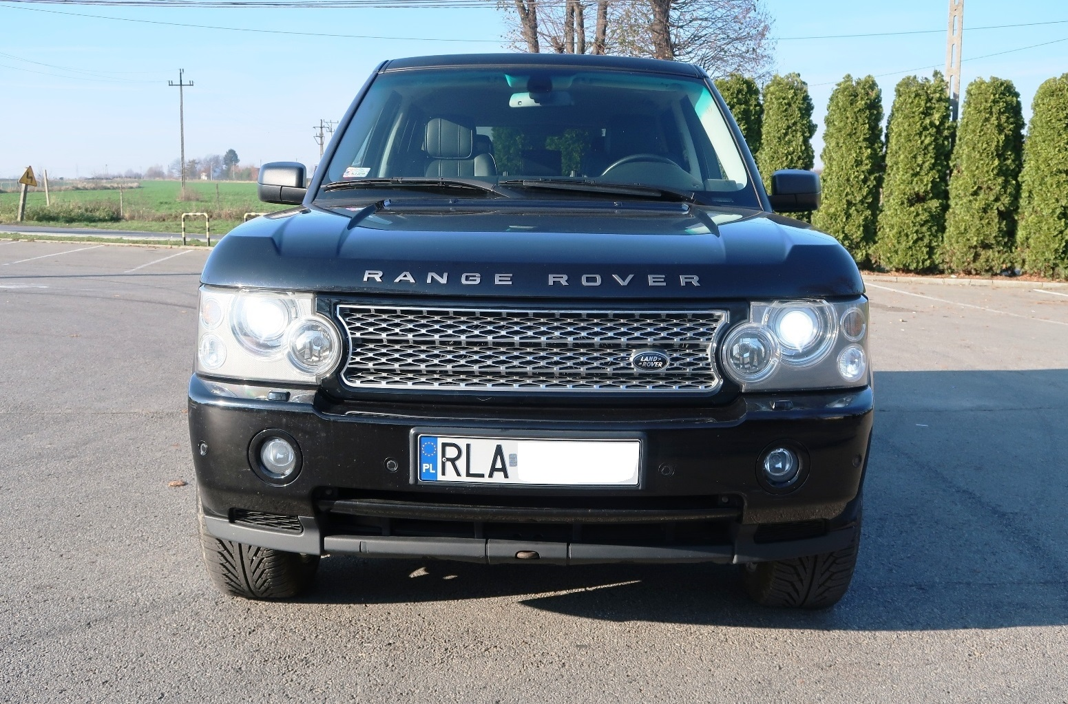 Range Rover Vogue 3.6TDV8 272HP -> 327HP 810Nm