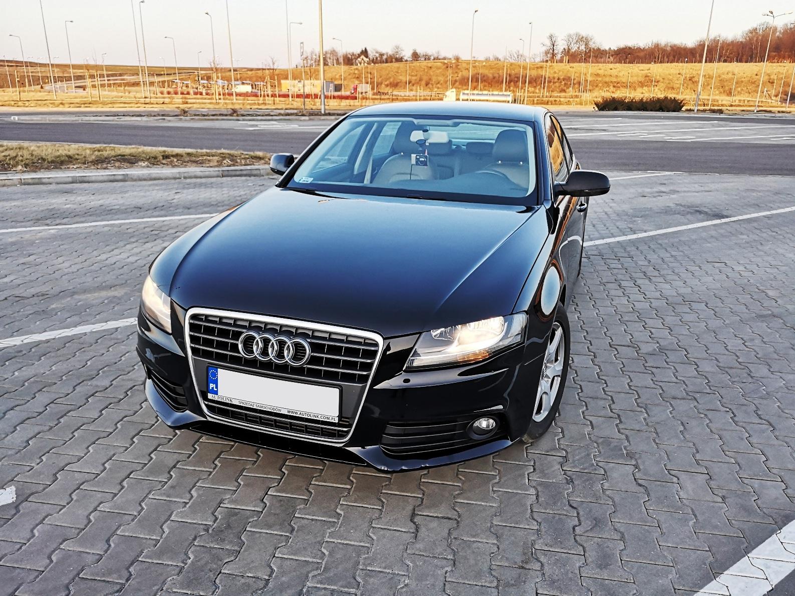 Audi A4 B8 1.8TFSI 120KM >> 234KM 351Nm