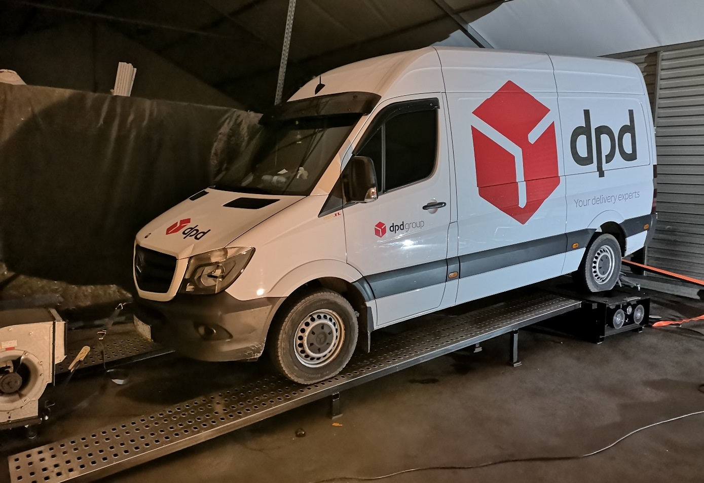 Mercedes Sprinter 2.2CDI 95KM >> 185KM 381Nm