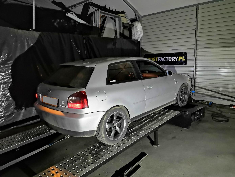 Audi A3 ALH 90KM >> 144KM 325Nm