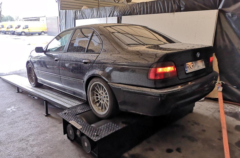 BMW E39 530D 184KM >> 253KM 540Nm