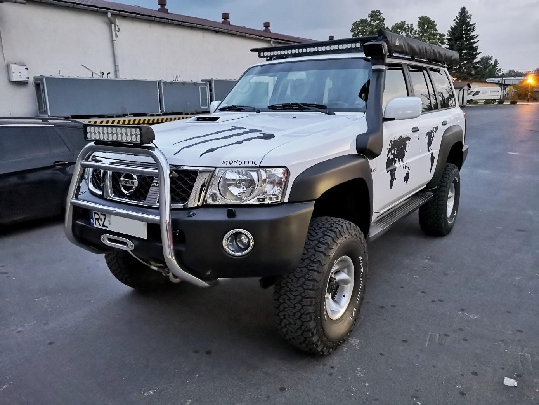 Nissan Patrol 3.0 Diesel 160KM >> 210KM 500Nm