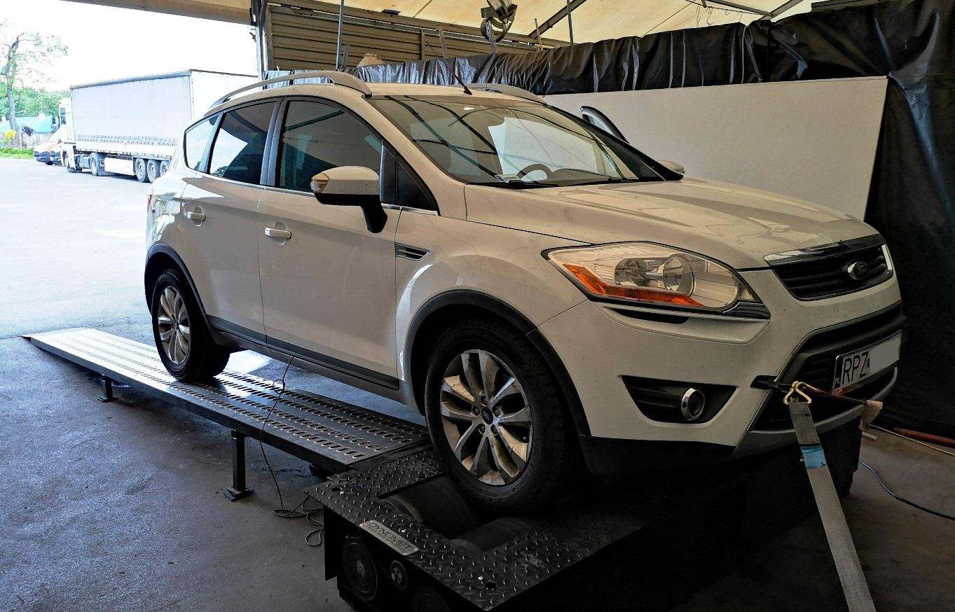 Ford Kuga 140KM >> 163KM 389Nm