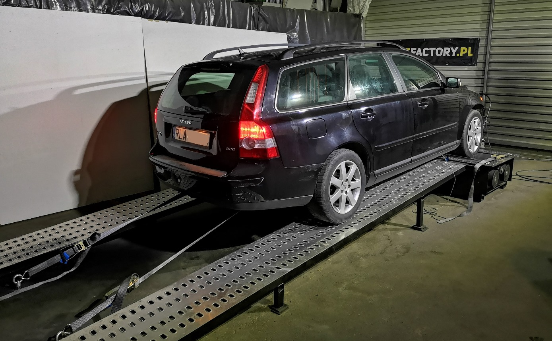 Volvo V50 2.0D 136KM >> 169KM 337Nm