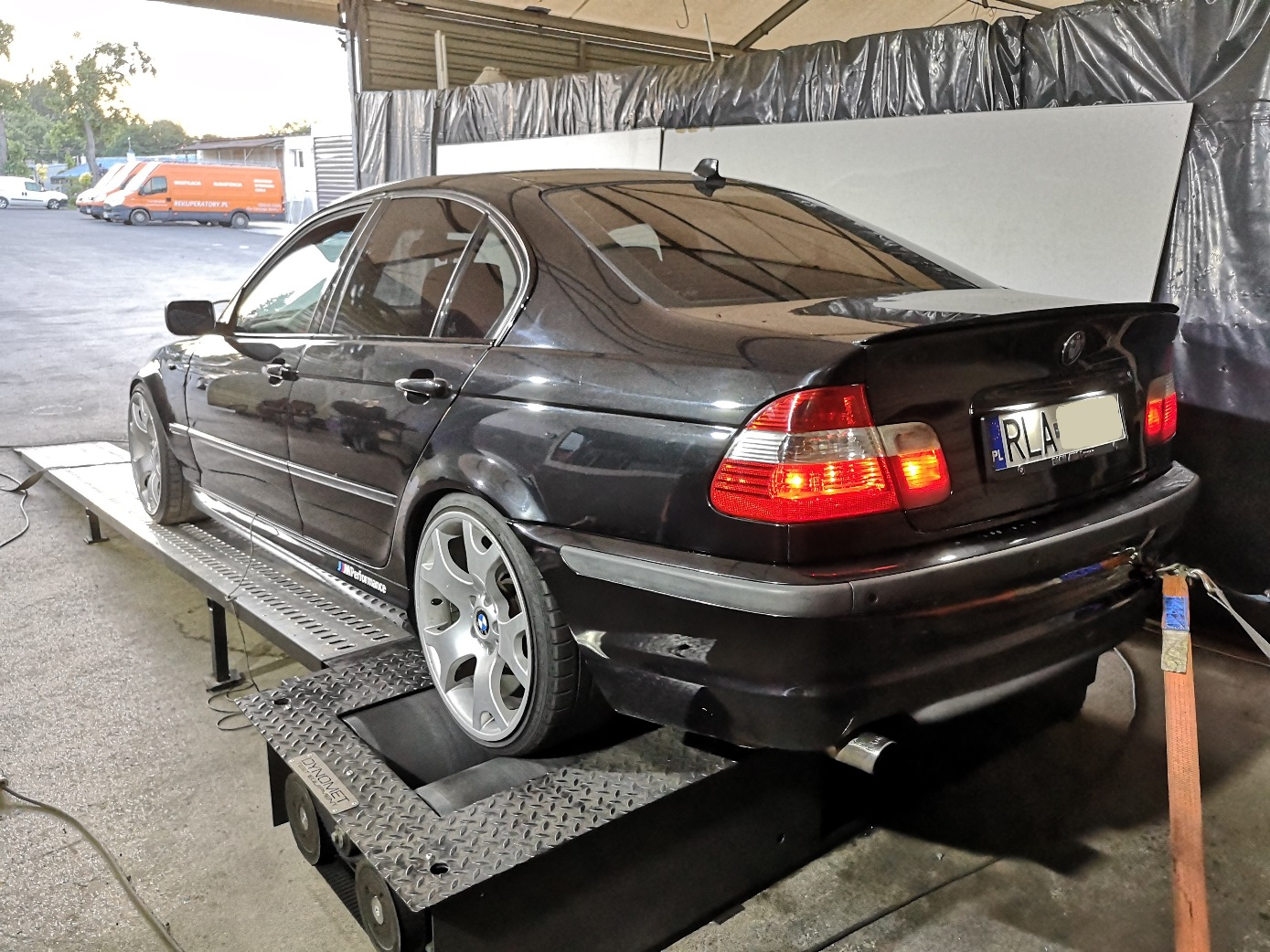 BMW E46 320d 150KM >> 208KM 438Nm