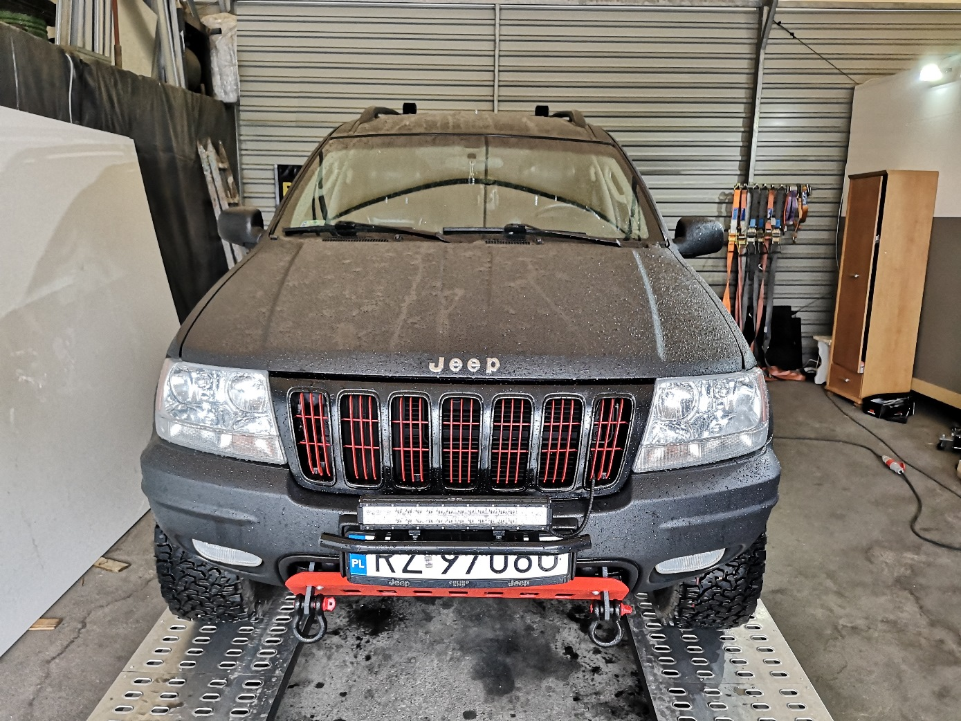 Jeep Grand Cherokee 2.7 CRD 163KM >> 211KM 460Nm