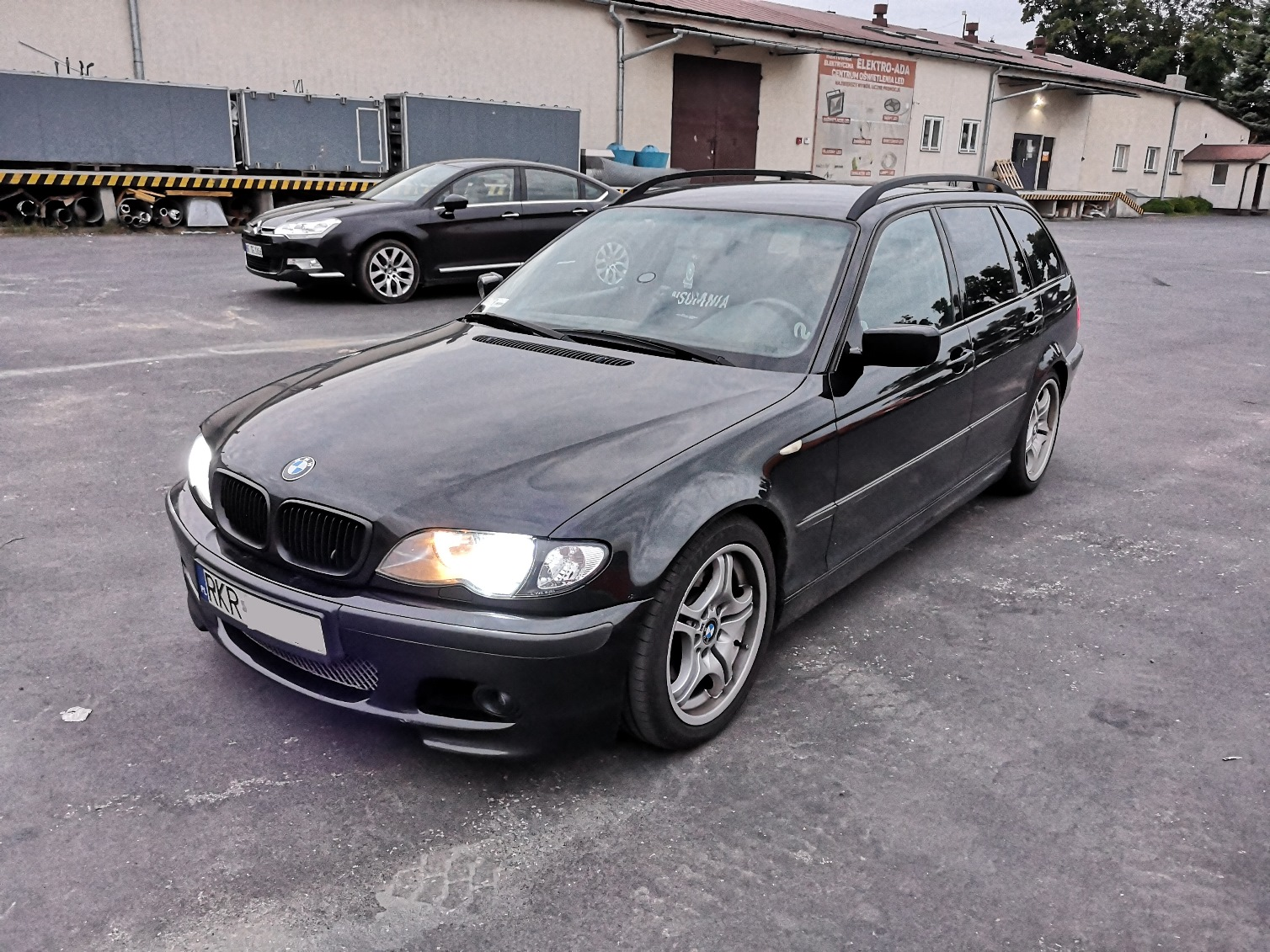BMW E46 320d 150KM >> 187KM 400Nm