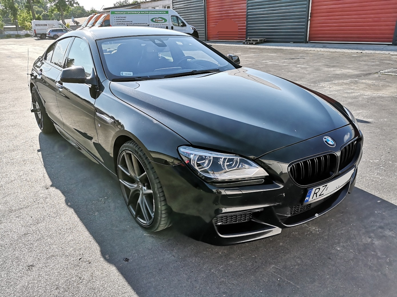 BMW F06 640d Gran Coupe 313KM >> 373KM 720Nm