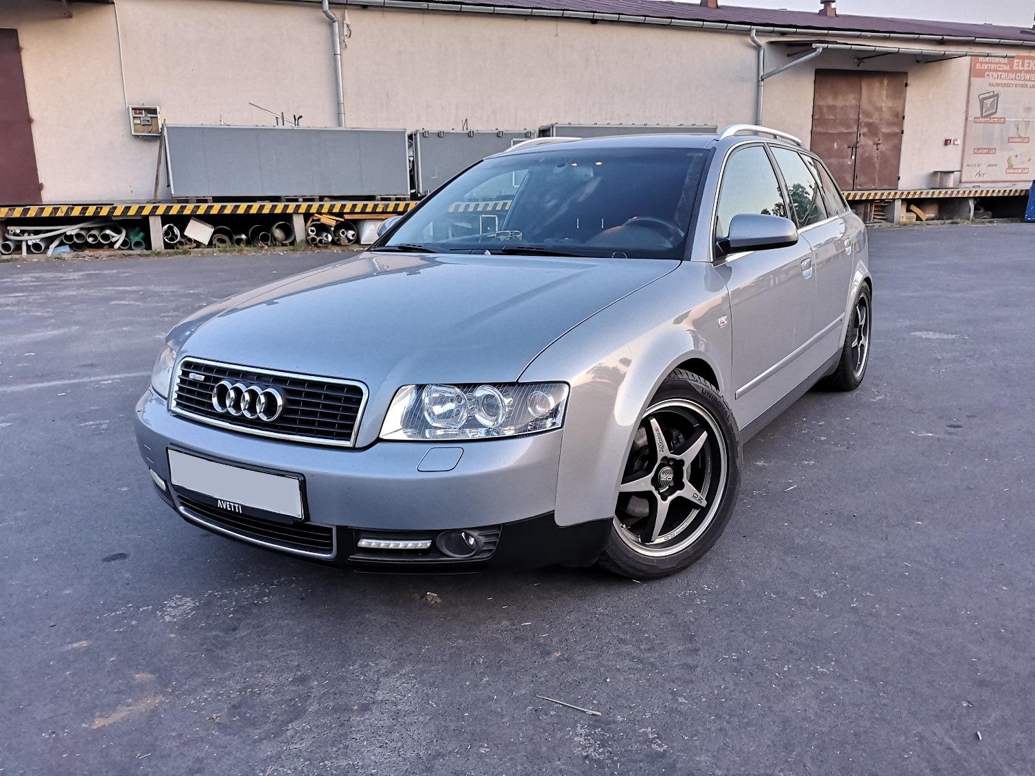 Audi A4 B6 1.9TDI 131KM >> 169KM 383Nm