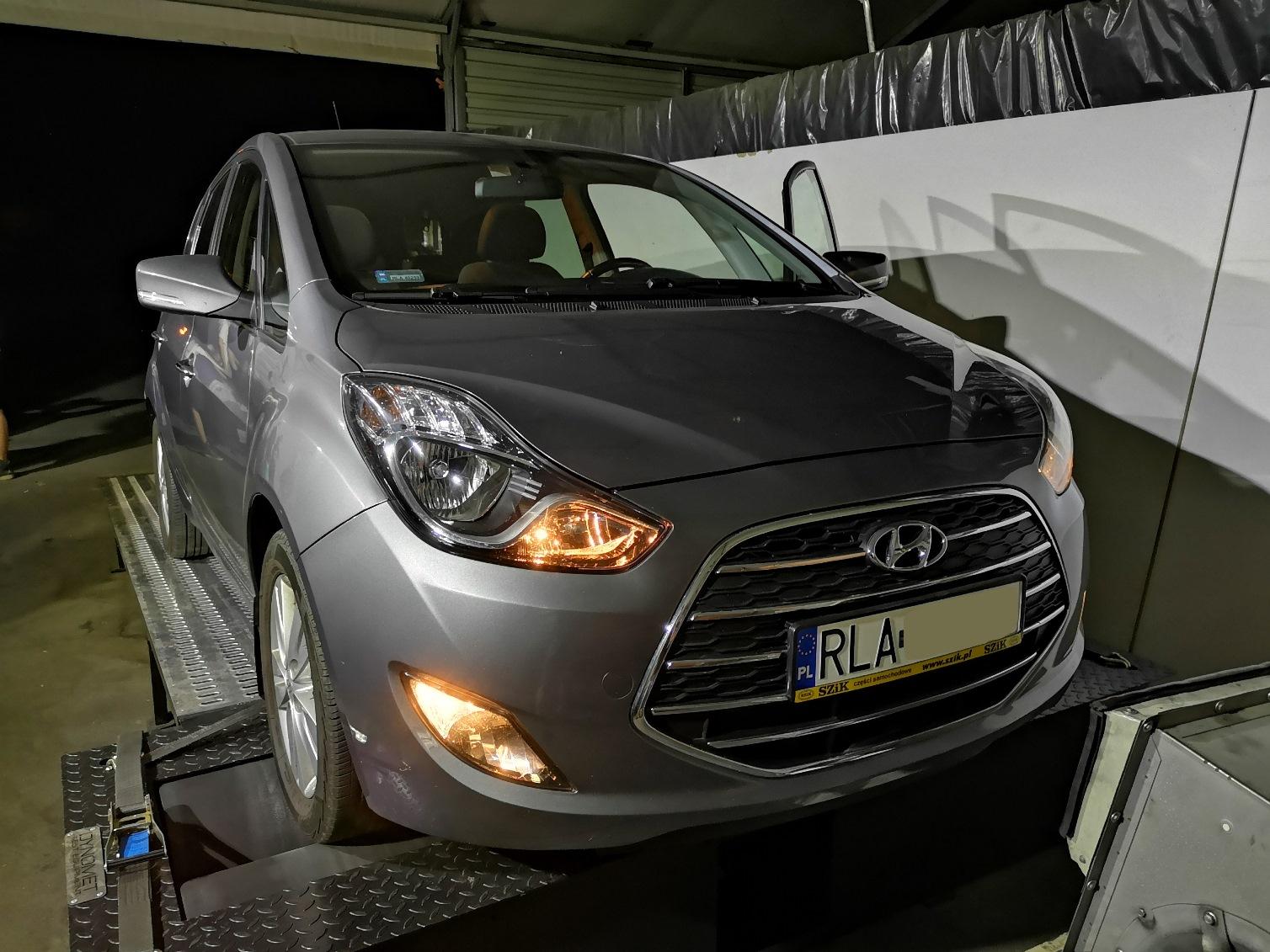 Hyundai IX20 1.4CRDI 95KM >> 116KM 257Nm