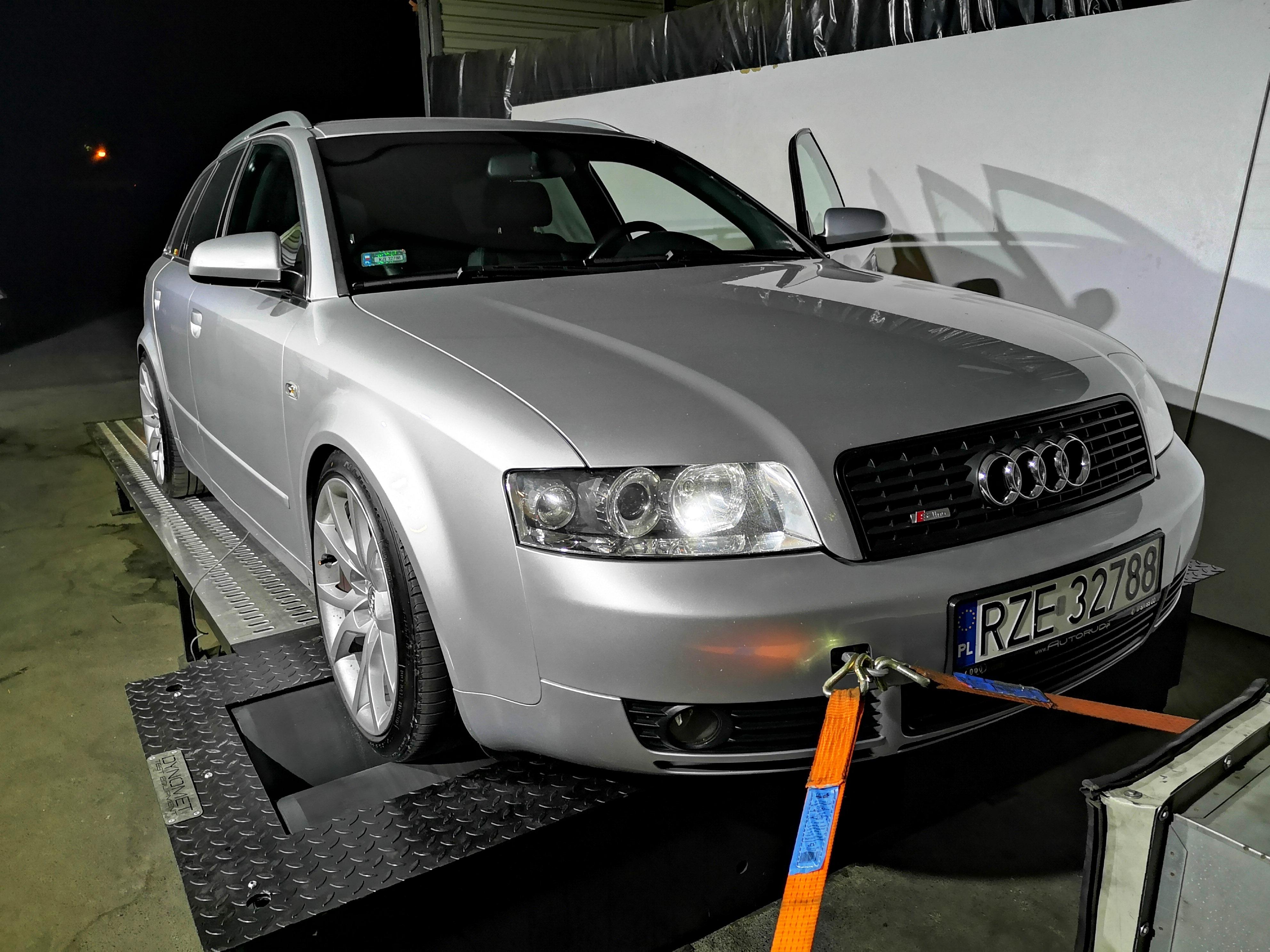 Audi A4 1.8T BEX 190KM >> 220KM 323Nm