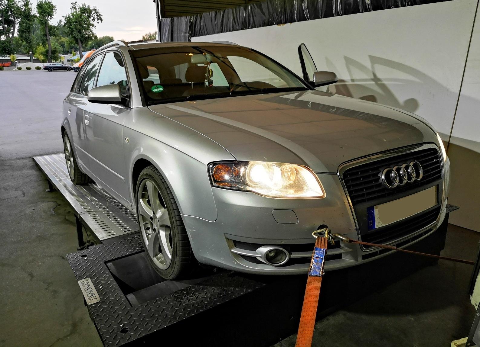 Audi A4 B7 2.7TDI 180KM >> 232KM 496Nm