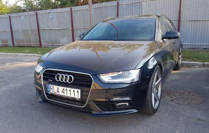 Audi A4 B8 3.0TDI CCWA 240KM >> 334KM 730Nm