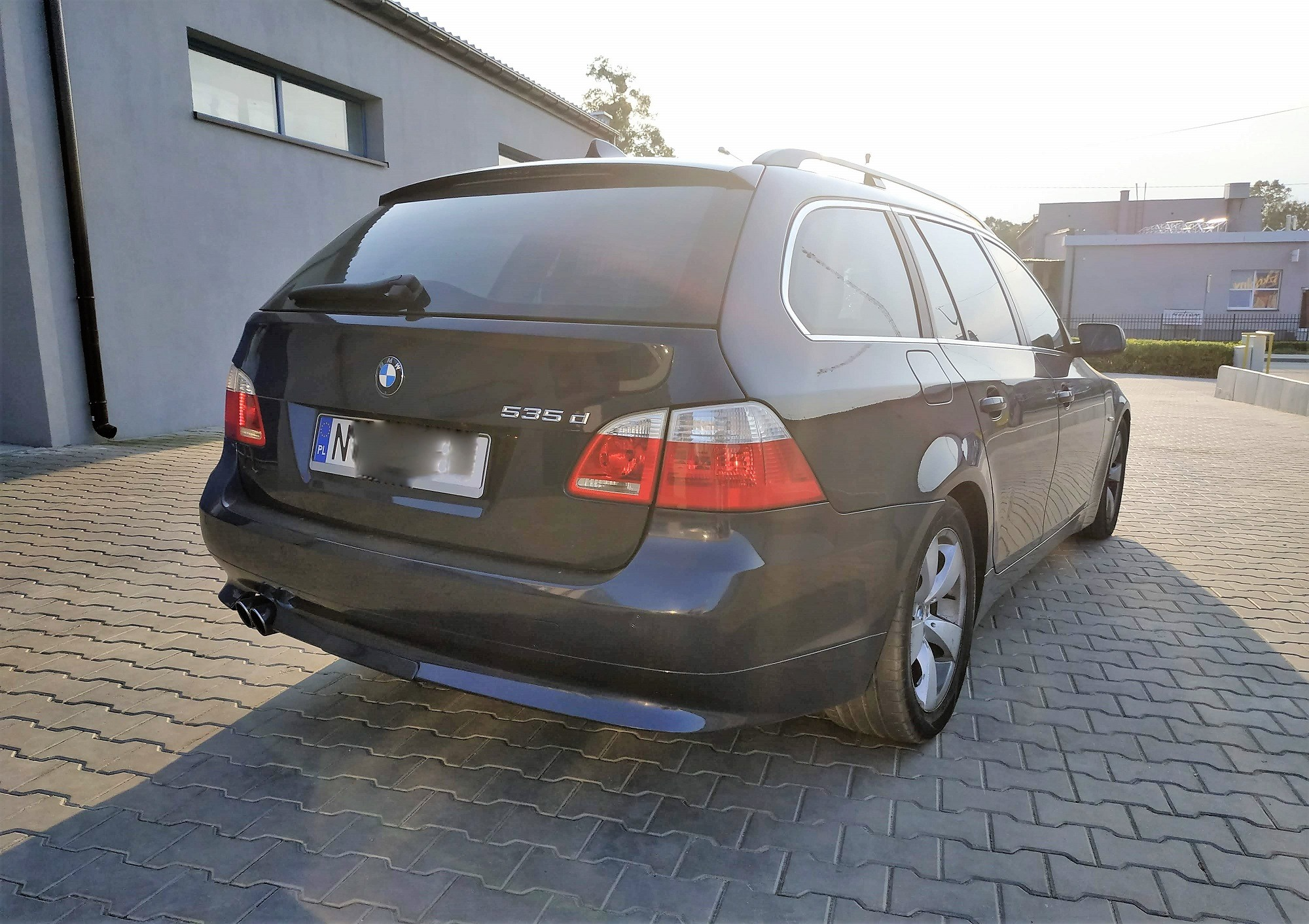 BMW E61 535D 272 KM>> 336KM 670Nm