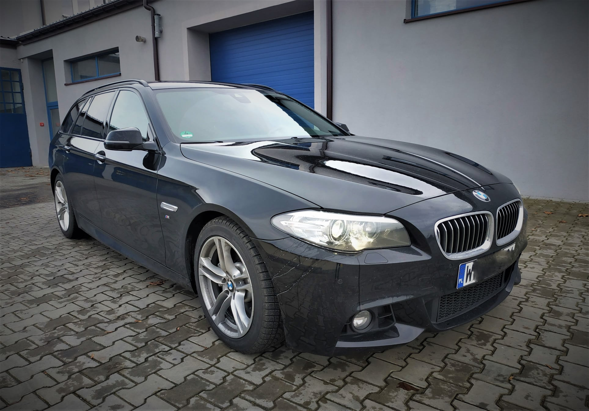 BMW F11 2013 525d 218KM >> 267KM 513Nm