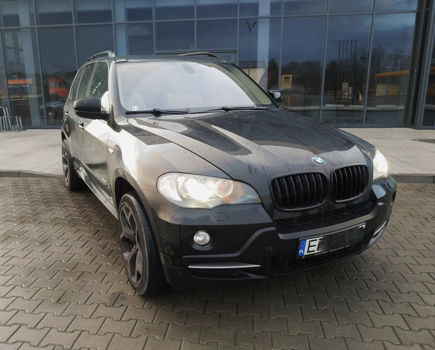 BMW X5 E70 3.0SD 286KM >> 346KM 672Nm