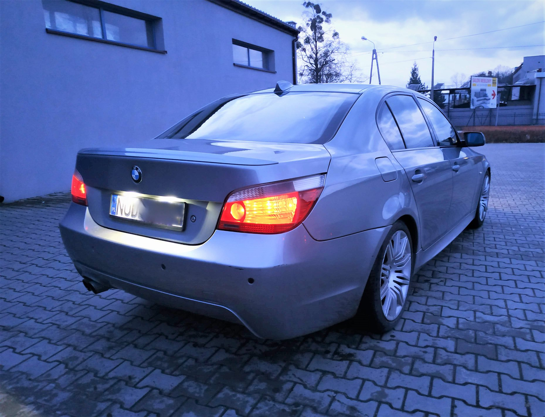 BMW E60 535D 272KM >> 346KM 700Nm