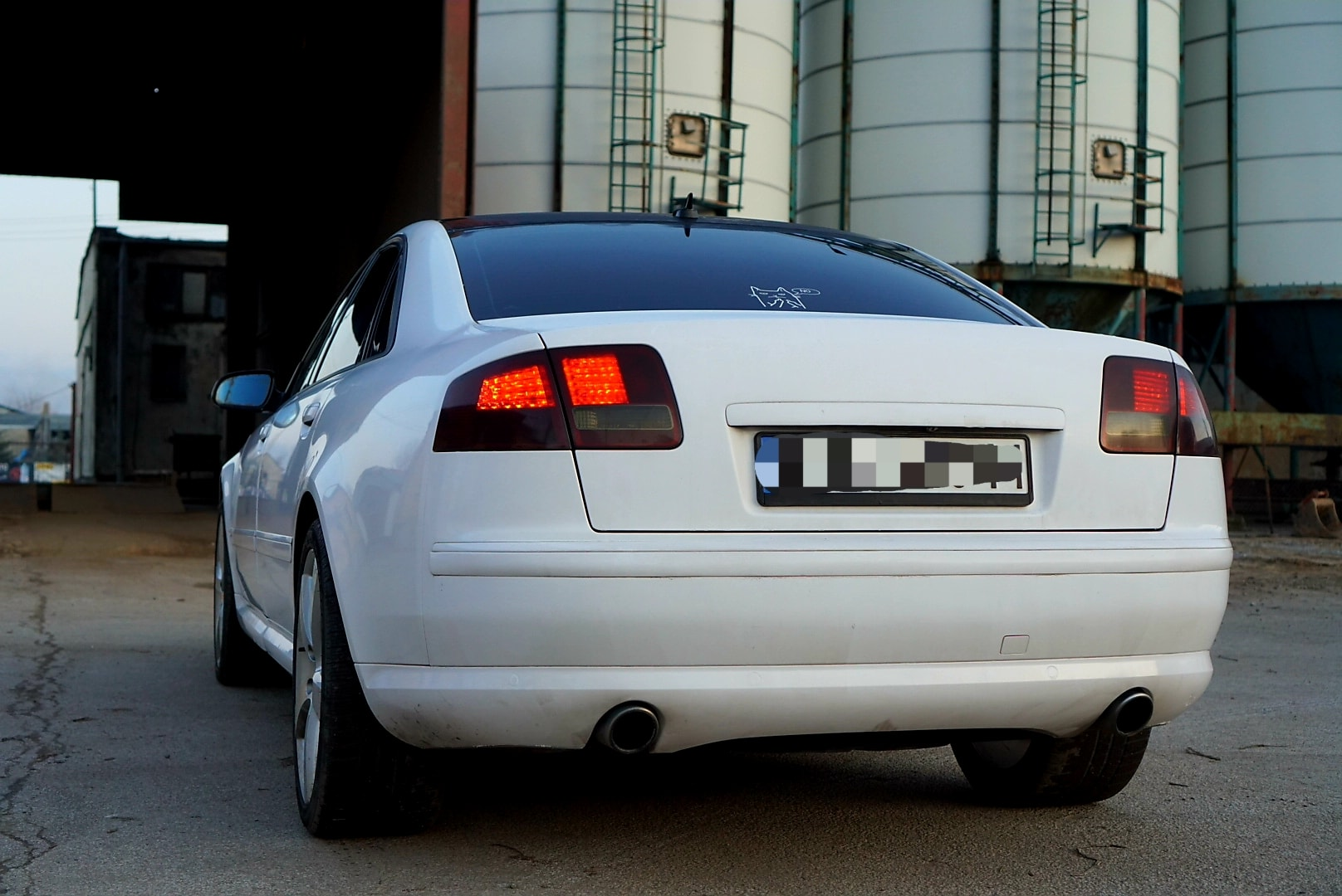 Audi A8 D3 3.0TDI 233KM >> 266KM 588Nm