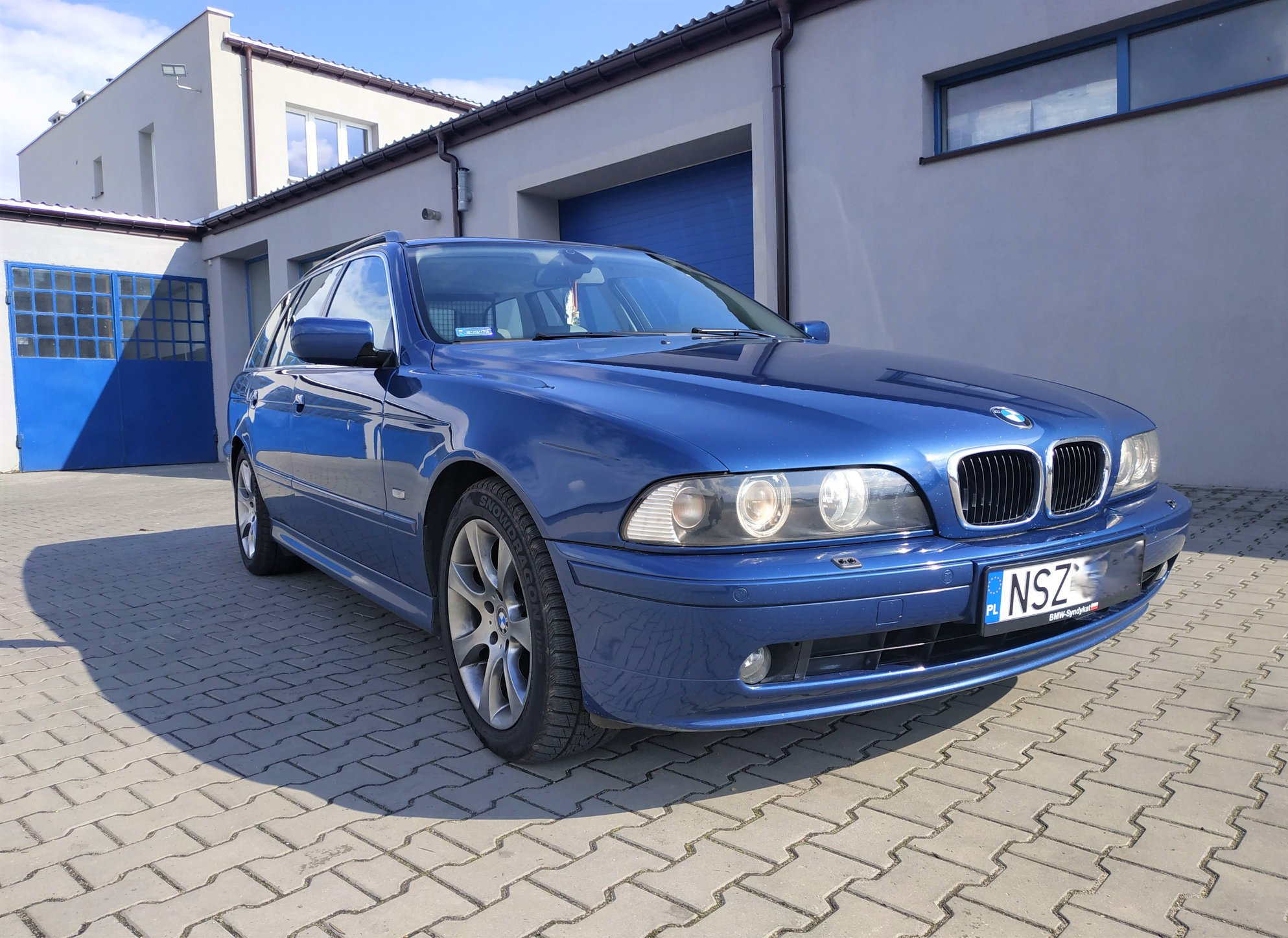 BMW E39 520D 136KM >> 155KM 320Nm