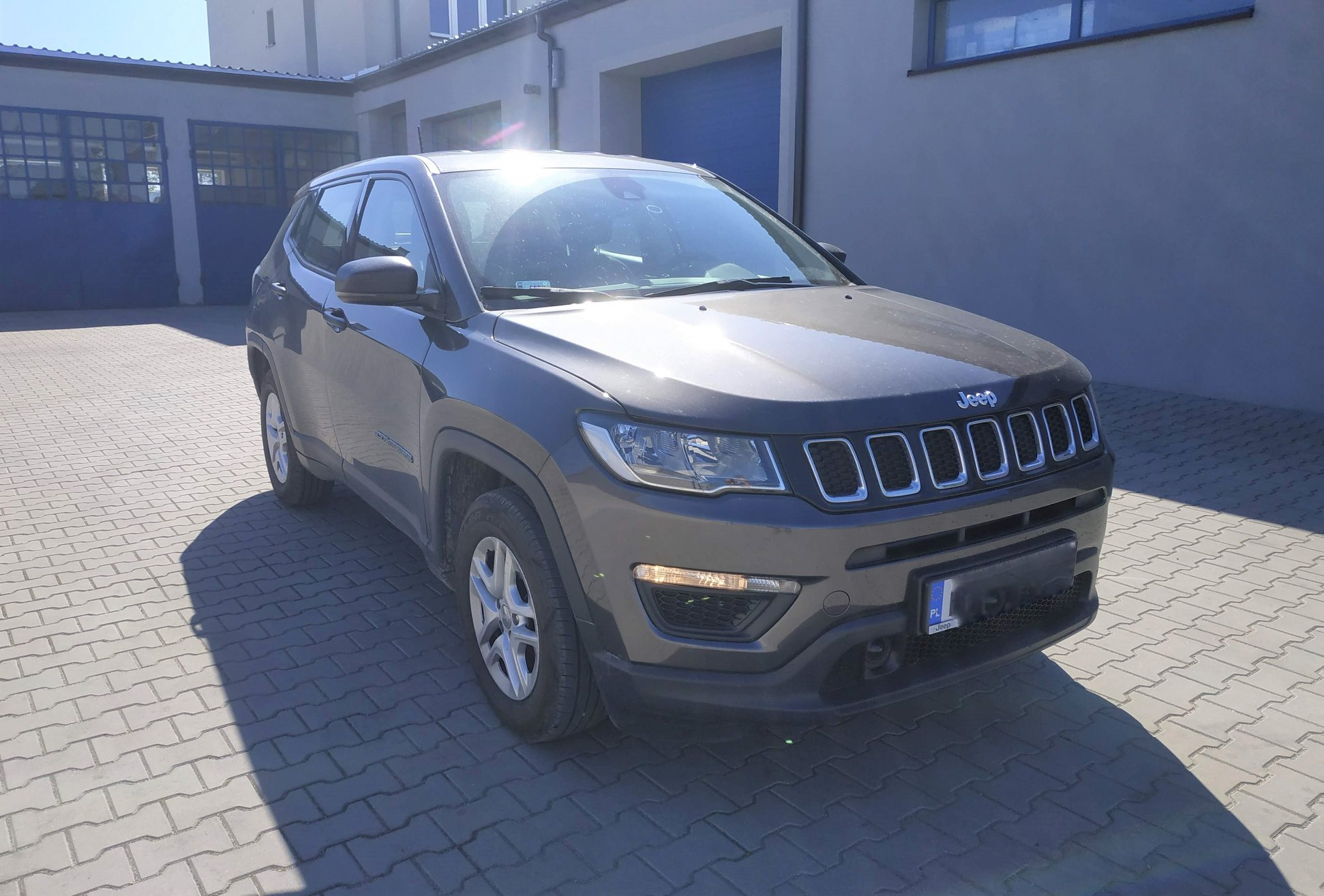 JEEP Compass 2019 1.4t Multiair 140KM >> 165KM 269Nm