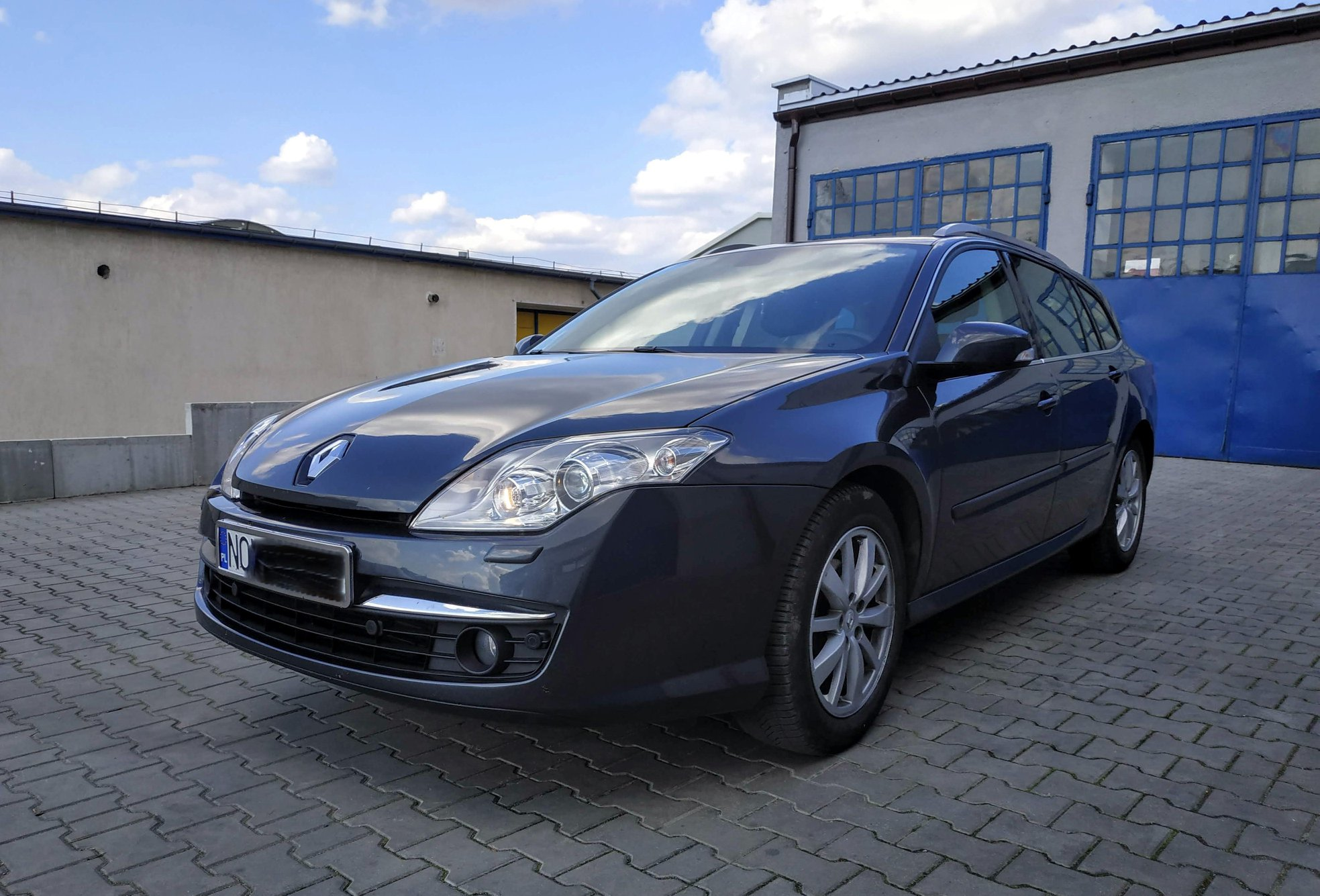 Renault Laguna III 2.0 DCi 150KM >> 171KM 397Nm