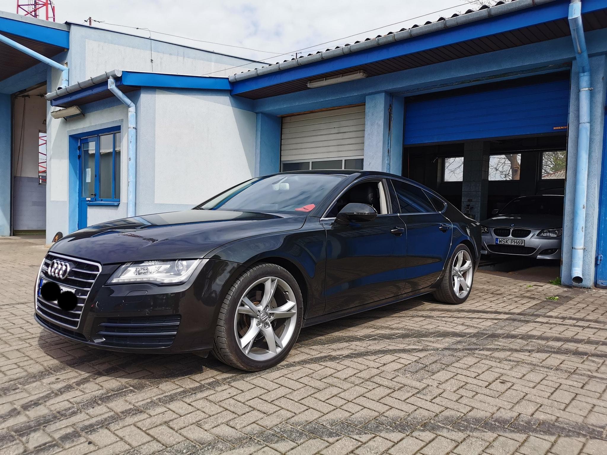 Audi A7 3.0TDI 204KM >> 270KM 600Nm