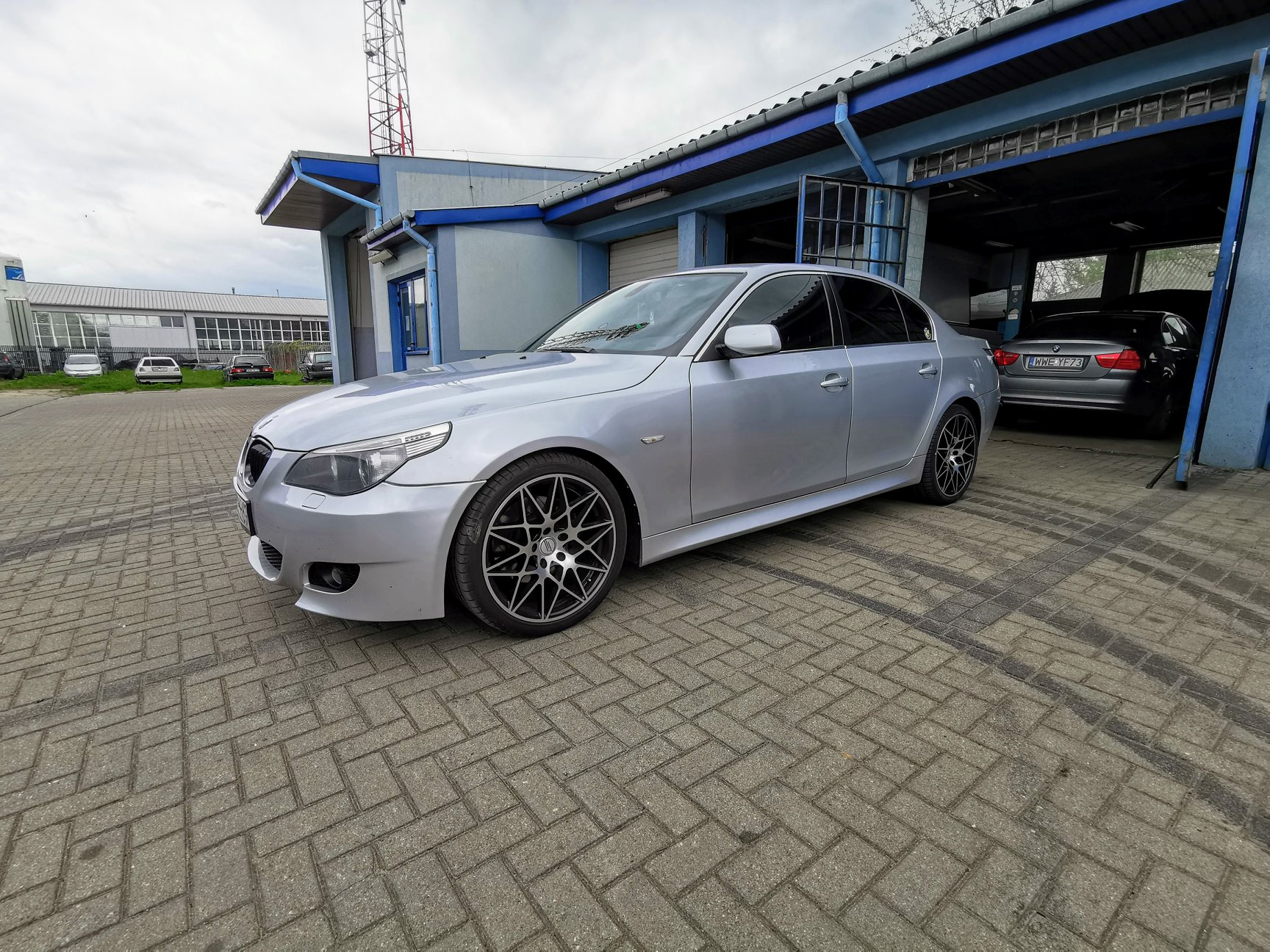 BMW E60 530D 218KM >> 286KM 600Nm