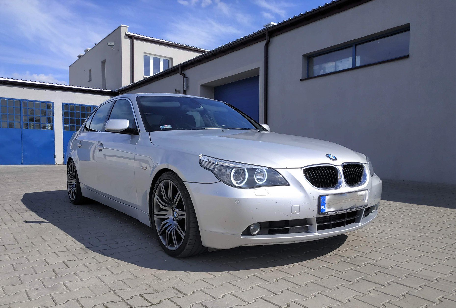 BMW E60 530D 218KM >>280KM 635Nm