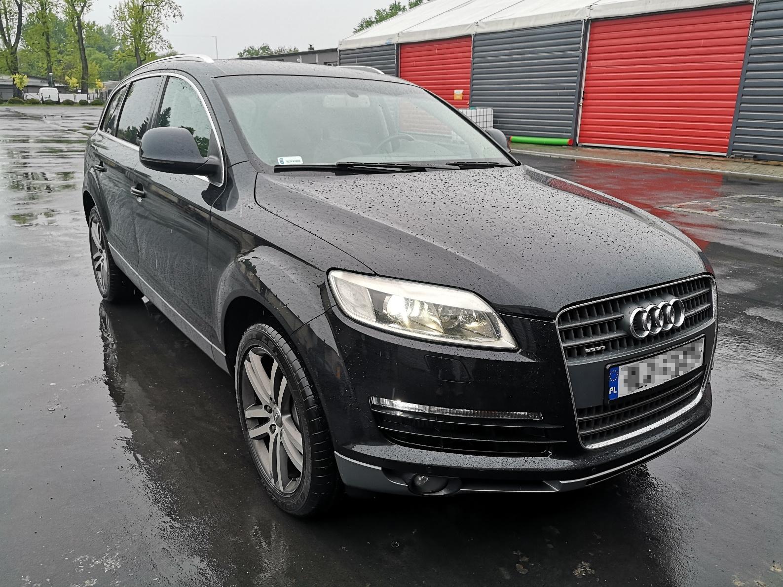 Audi Q7 3.0TDI 233KM >> 278KM 630Nm