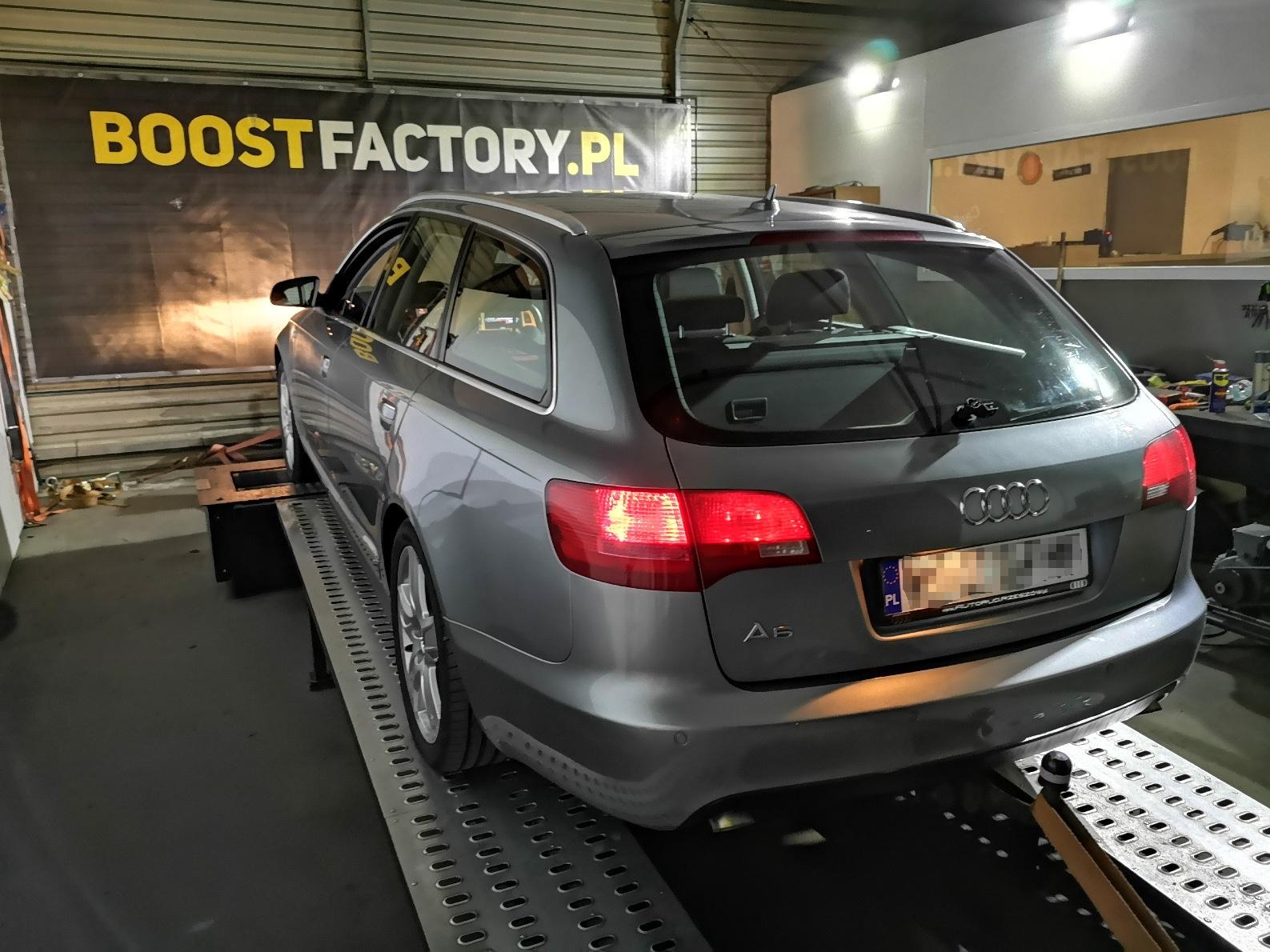 Audi A6 C6 2.7TDI 180KM >> 247KM 520Nm