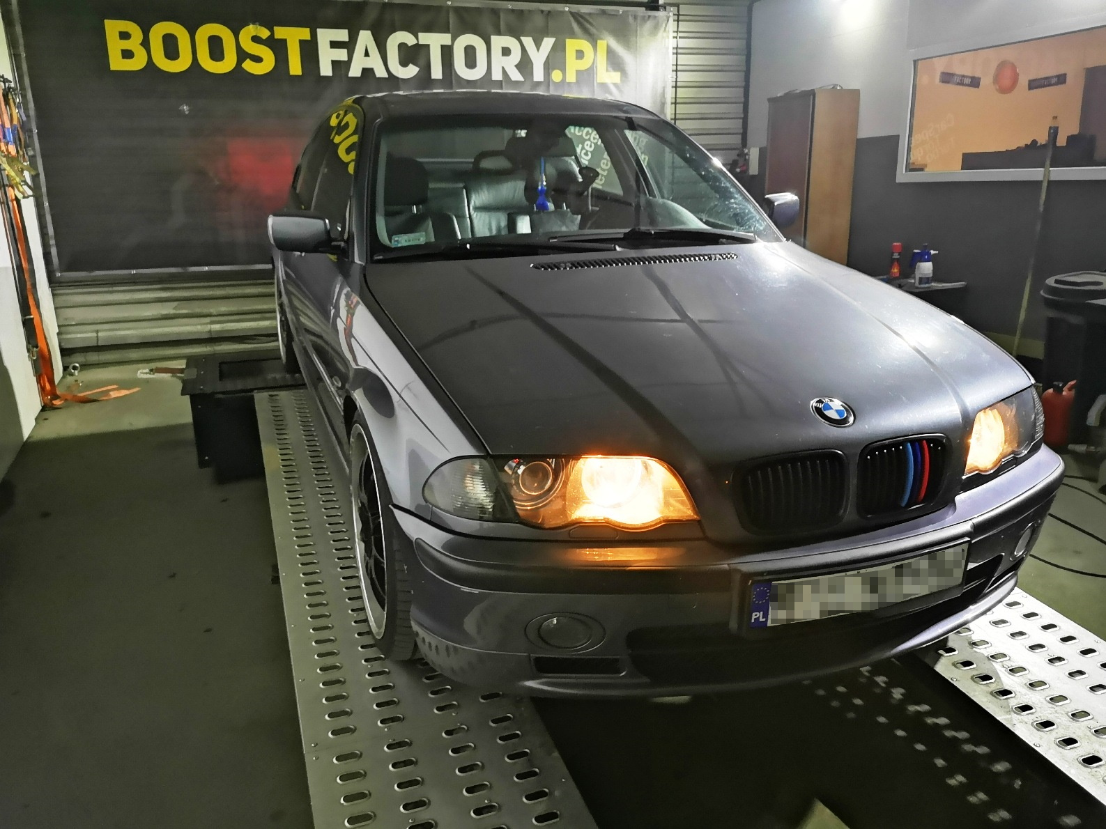 BMW E46 330d 184KM >> 232KM 546Nm