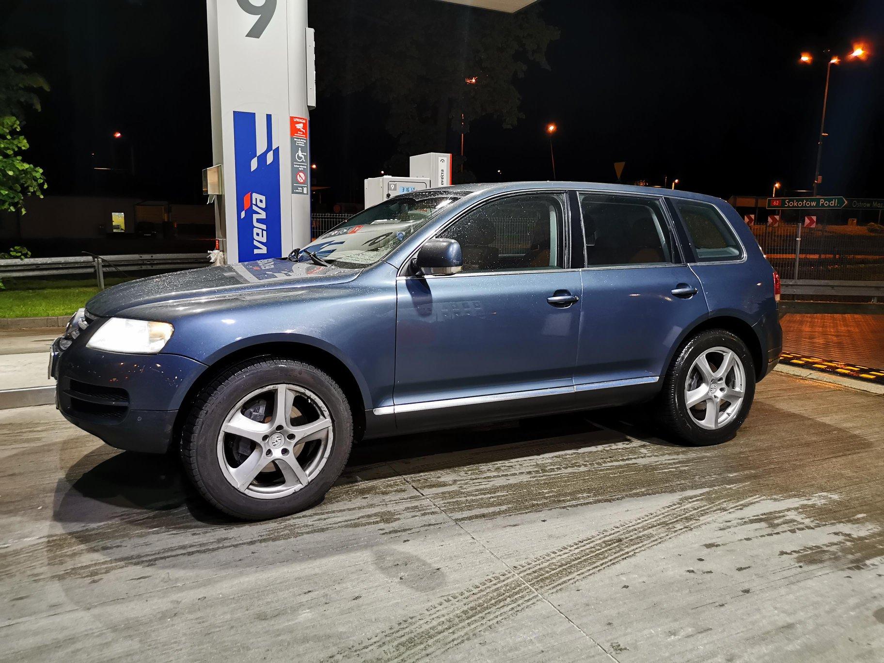 VW Touareg 5.0TDI V10 313KM >> 381KM 1008Nm