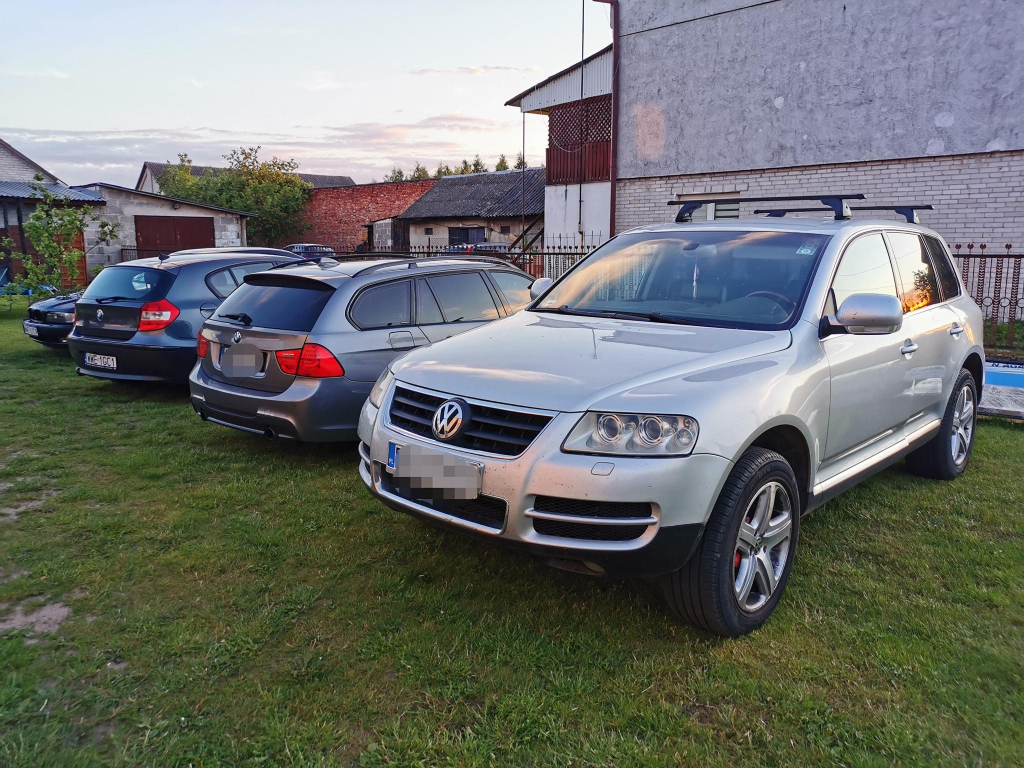 VW Touareg 5.0TDI V10 313KM >>386KM 993Nm