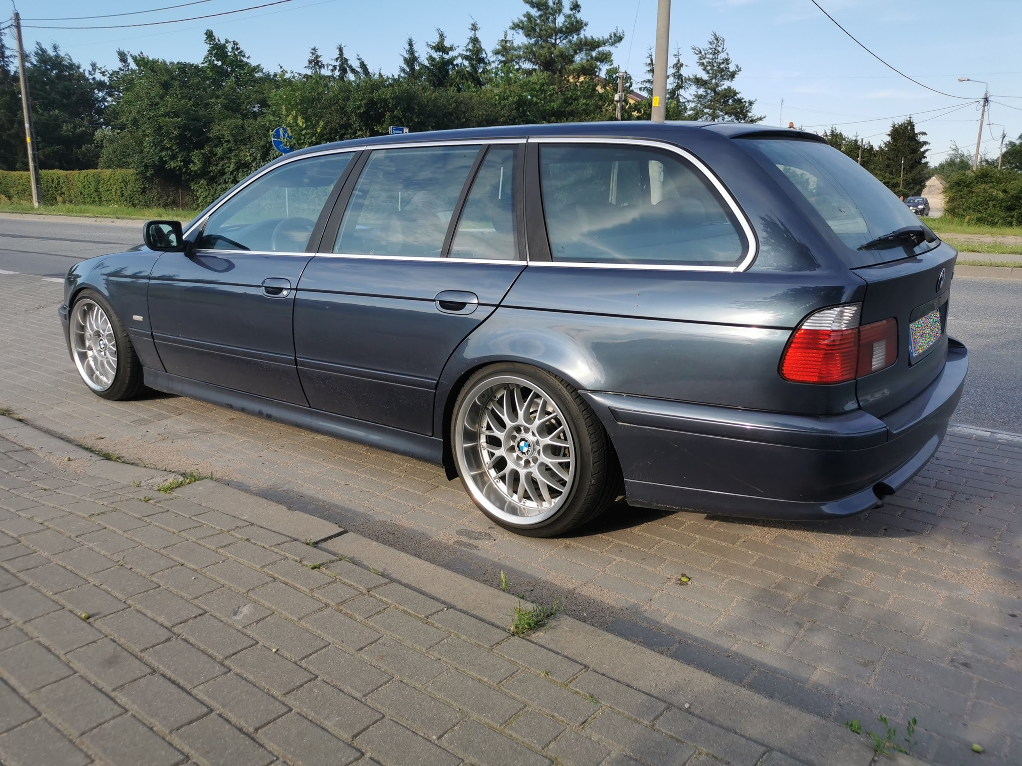 BMW E39 530D 193KM >> 243KM 541Nm