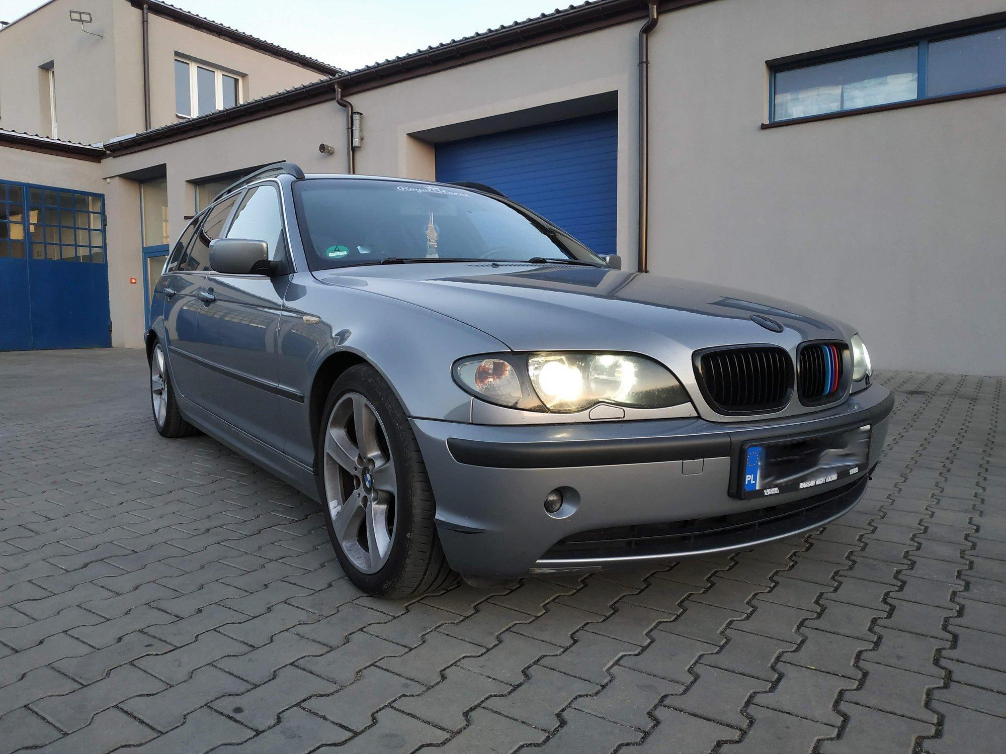 BMW E46 320D 150KM >> 204KM 436Nm