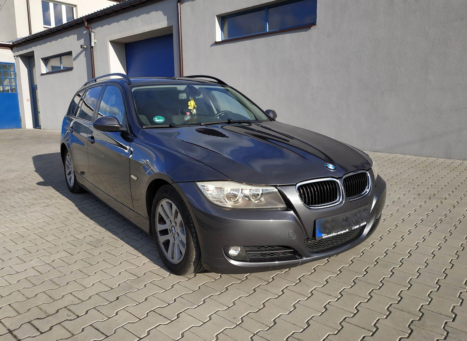 BMW E91 318D N47 143KM >> 194KM 413Nm