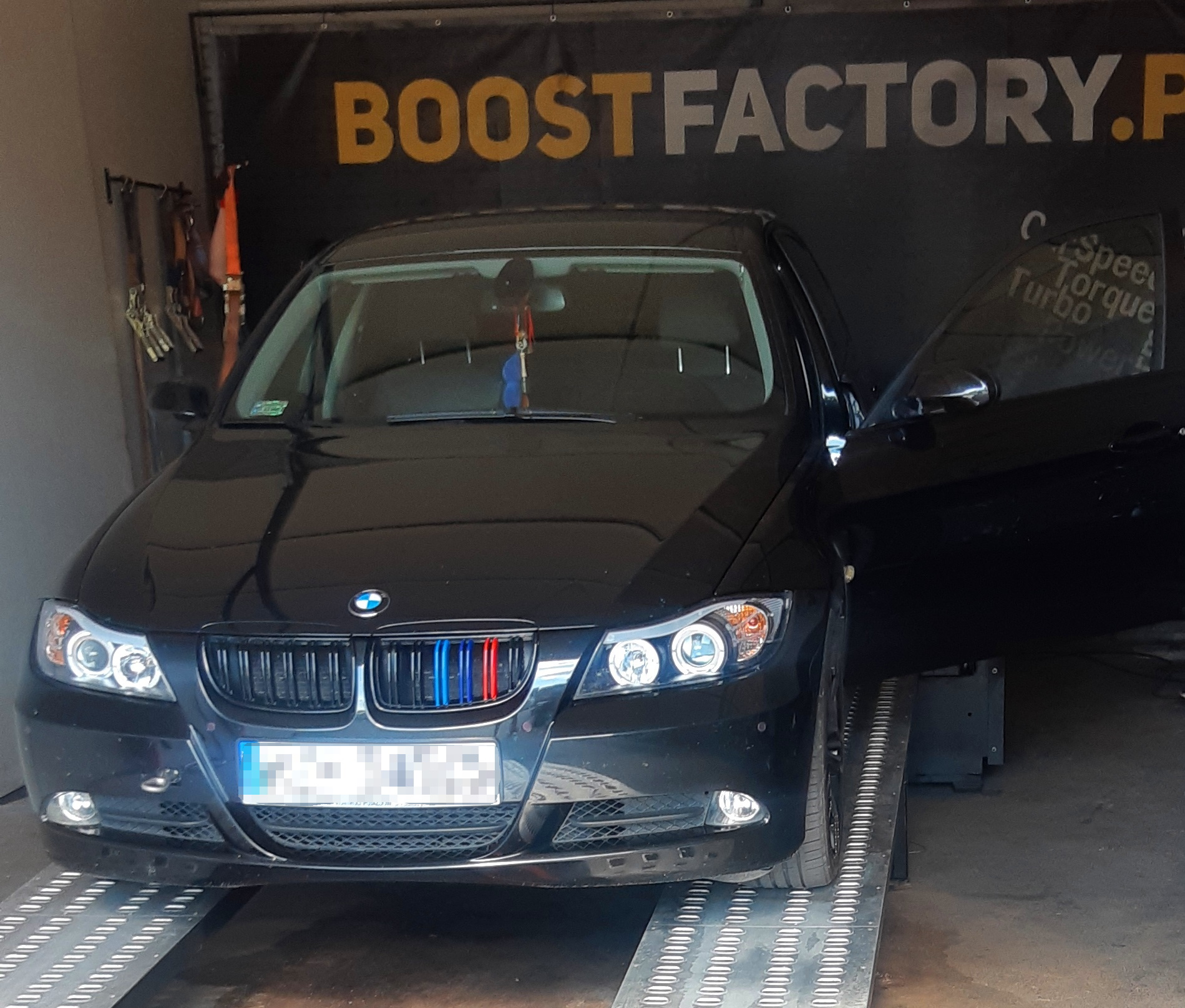 BMW E90 320D 163KM >> 208KM 429Nm