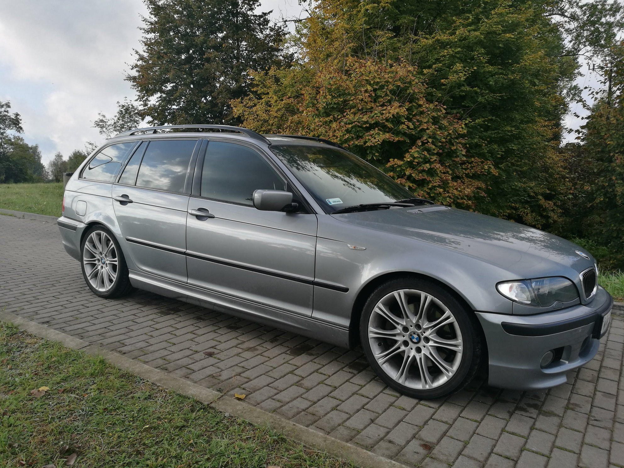 BMW E46 330D 204KM >> 255KM 588Nm