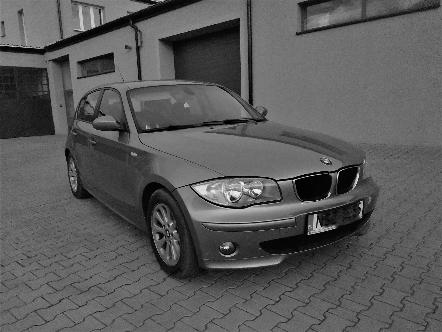 BMW E87 118D 122KM >> 164KM 349Nm