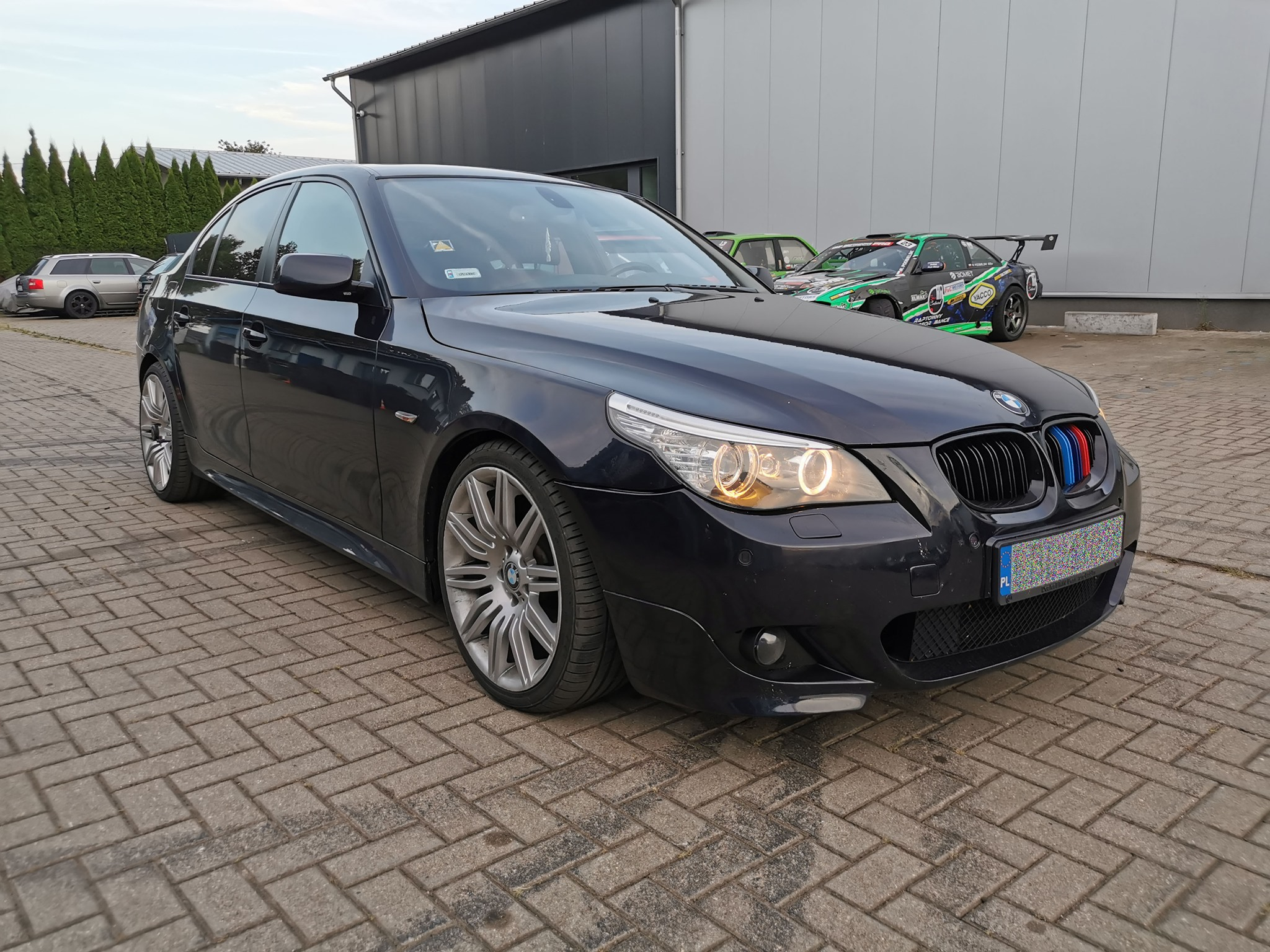 BMW E60 535D 272KM >> 364KM 731Nm